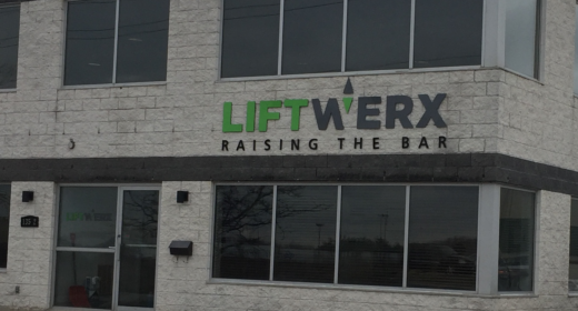 LIFTWERX MOVES TO NEW FACILITY